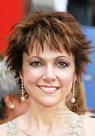 photo gallery of the short haircuts for fine hair