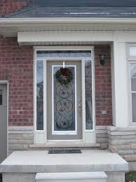 Exterior Door Glass Insert Image collections Doors Design Ideas