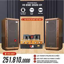 Dàn nghe nhạc Hi-End 2020-01