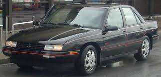 All Chevy chevy corsica : 1993 Chevrolet Corsica - Information and photos - ZombieDrive