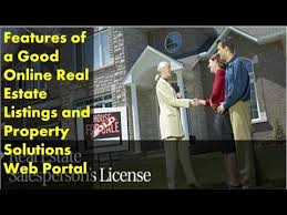 Features Of A Good Online Real Estate Listings And Property