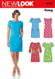 New Look Patterns Interesting New Look 48 Misses Dress