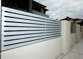 Small Picture brick fence Google Pinterest Modern irons