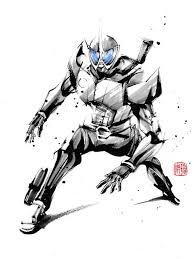 仮面ライダーアクセル 再校from78pixiv Kamen Rider Kamen