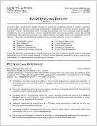 Resume Writing Template Free Gorgeous Free Executive Resume Templates Executive Resume Template Free