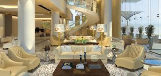 Look At The Inside Pictures Of Mukesh Ambani S Residence World S Antilla House Interior