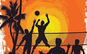 volleyball wallpapers new tab themes