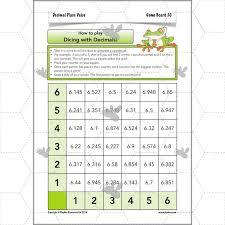 Decimal Place Value: Ordering Decimals | PlanBee Single Lesson