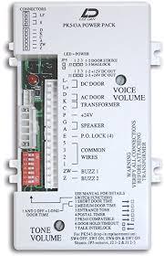 amazon com lee dan pk 543a 5 4 3 wire apartment intercom alpha video intercom at Is543 Alpha Wiring Diagram
