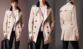 trench coat for men mens beige trenchcoat fashion white tshirt