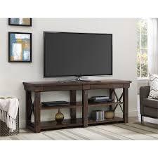 Mahogany Living Room Furniture Dark Brown Wood Rustic Tv Stands Living Room Furniture