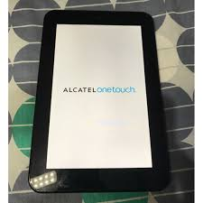 Alcatel One Touch Tab 7 HD (Black ...