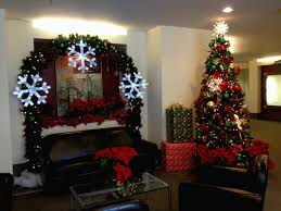 christmas decoration office. Interior Design : Top Christmas Decorating Themes Room For Unique Simple Office Decoration Ideas Your Residence Concept O