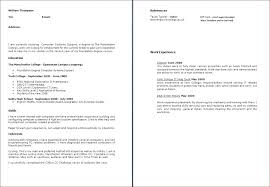 What Should A College Resume Look Like Best I Need A Cover Letter For My Resume And Best Do You Need A Cover