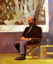 a peter doig interview painting by charlie spear