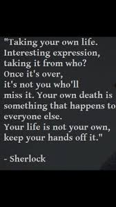 Collection Of Sherlock Quote 37 Images In Collection