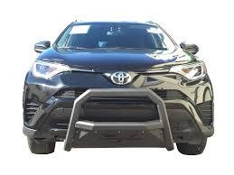 13 - 15 Toyota RAV4 Optimus Bull Bar BLK