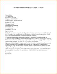 Cover Letter Within Company