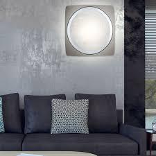 Led 5 Watt Badezimmer Wand Lampe Glas Chrom Beleuchtung 4200 Kelvin