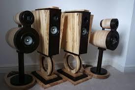 speakers art. art deco period speakers