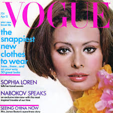 A 'Vogue' Valentine to Sophia Loren, Star of 'The Life Ahead,' Her 98th  Film | Vogue