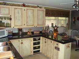 Country Kitchen Makeover On A Budget Country Kitchen Kitchen Remodel Primitive Kitchen