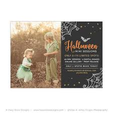 Halloween Mini Session Template Fall Photography Marketing Board Mini Session Pricing Advertisement Template Photoshop Templates Ad226