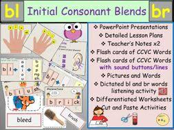 Cvc words and phonics activities for kids. Phonics Phase 4 Initial Blends Bl Br Ccvc Words Presentations Plans Activities Dictation Ks1 Teaching Resources