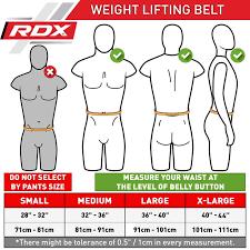 Rdx 10mm Leather Powerlifting Belt