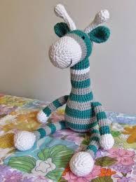 Crochet Giraffe Pattern Interesting Adorable Crochet Giraffe Patterns The Cutest Ideas The WHOot
