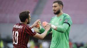 Calhanoglu could leave AC Milan in January, Donnarumma likely to renew soon