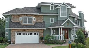 vinyl shake siding. High Appeal, Low Maintenance Shingles House-with-shake-siding Vinyl Shake Siding