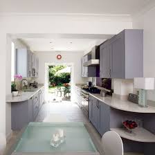 Small Picture galley kitchen design ideas housetohomecouk Galley Kitchen Share
