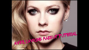 avril lavigne makeup tutorial 7 steps jacky ghost