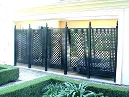 learn outdoor privacy panels wall garden screen patio ideas screens