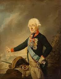 Суворов Александр Васильевич Википедия joseph kreutzinger portrait of count alexander suvorov wga12281 jpg