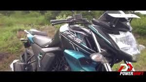 Yamaha FZ S <b>v2</b>.<b>0</b> 0-60 0-100 Top Speed : PowerDrift - YouTube