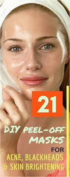 diy face mask for clear skin 21 diy l f face masks for blackheads acne and