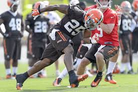 Cleveland Brown Stadium Seating Chart A Fans Guide To The Cleveland Browns Training Camp