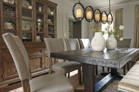 a wide scale light fixture such as our faux pillar chandelier can truly extend the