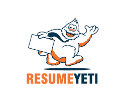 Resume Yeti Logo Design Contest - Logos By Anindya