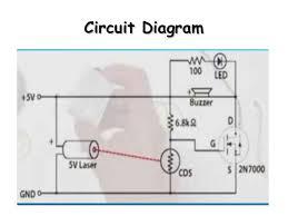 laser security system circuit diagramcircuit diagram