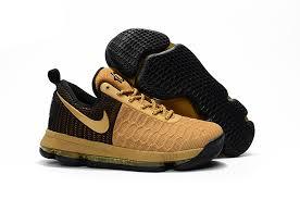 nike basketball shoes 2016 kd. 2016 nike kd 9 \u201cblack/golden\u201d for sale basketball shoes kd