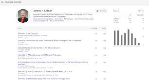 Google Scholar Citations Jims Web