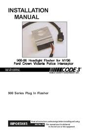 code 3 flasher wiring diagram wiring diagrams schematics Code 3 21TR Light Bar Wiring Diagram 710 and 711 flashers installation guide code 3 public safety color diagram soundoff signal wiring diagram installation manual code 3 public safety equipment