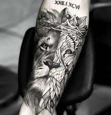 Lionking Tags Tattoo Ideas Lev татуировки тату и татуировка рука