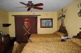 Skull Bedroom Curtains Disneys Caribbean Beach Resort Moderate Resort St Louis