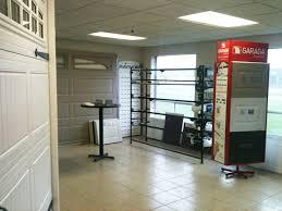 our showroom garage door retailers as