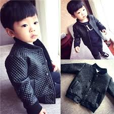 boys leather coat toddler jacket spring baby boy solid motorcycle jackets boyfriend