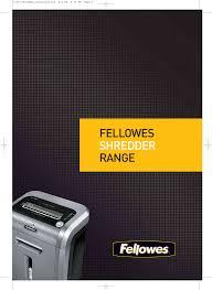 Fellowes Ps 67cs Shredder Red Light Fellowes Ms 460cs Users Manual